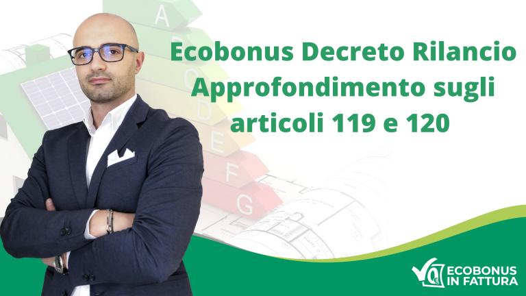Ecobonus Decreto Rilancio: sfrutta gli incentivi statali per la tua ristrutturazione a Potenza e in Val d'Agri