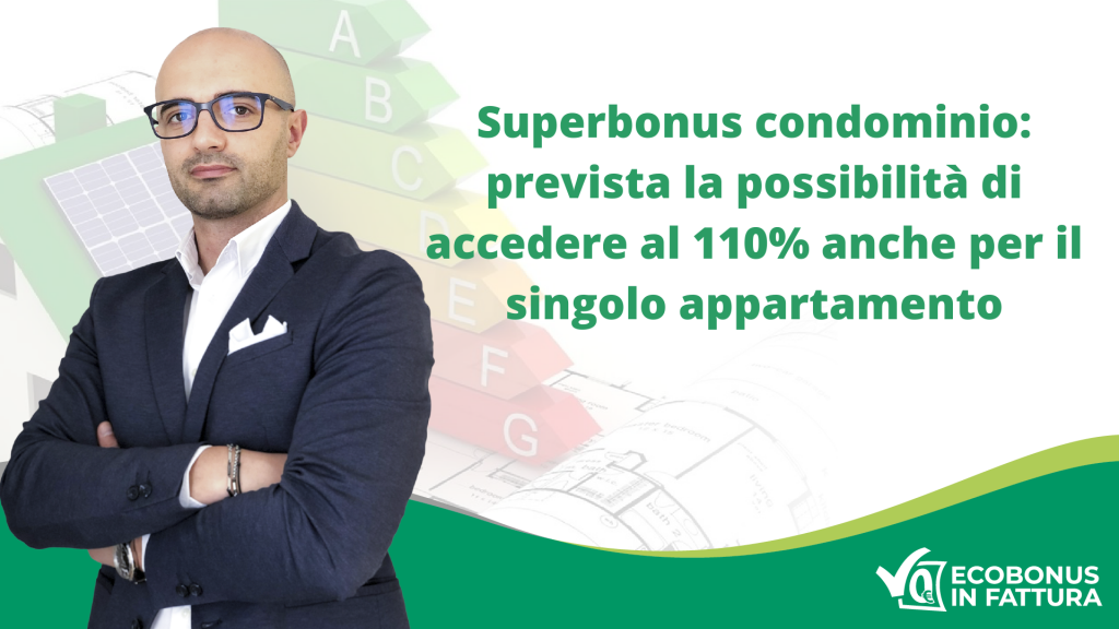 Superbonus condominio: ecco cosa devi fare per sfruttare il 110% (Potenza, Val d'Agri e Vallo di Diano)