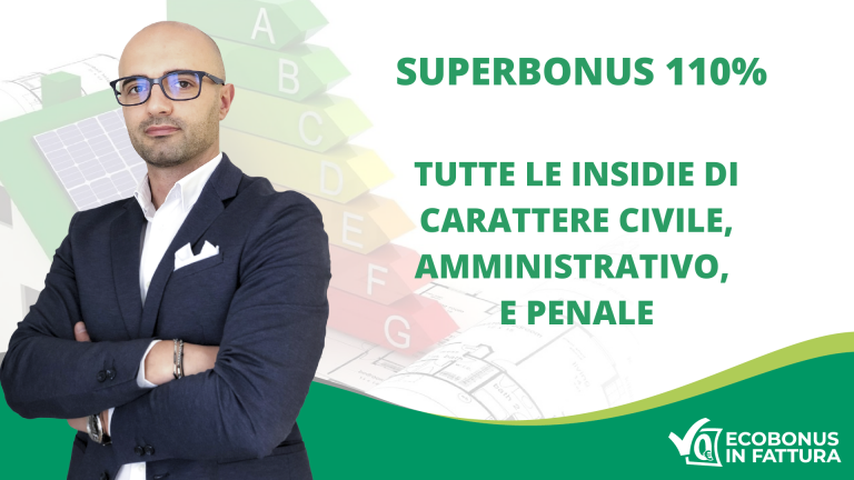 Reati e sanzioni Superbonus 110%: scopri come riqualificare la tua casa a Potenza e in Val d'Agri in sicurezza