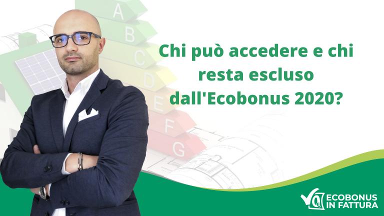 Chi può accedere all'Ecobonus a Potenza e in Val d'Agri?