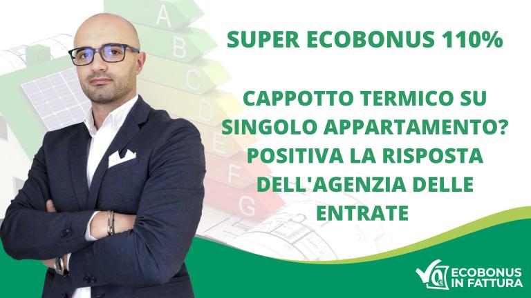 Superbonus 110% appartamento in condominio | Basilicata | Potenza | Val d'agri