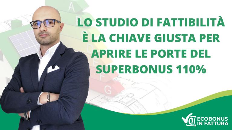 Studio di fattibilità Superbonus 110%: scopri come riqualificare la tua casa a Potenza e in Val d'Agri