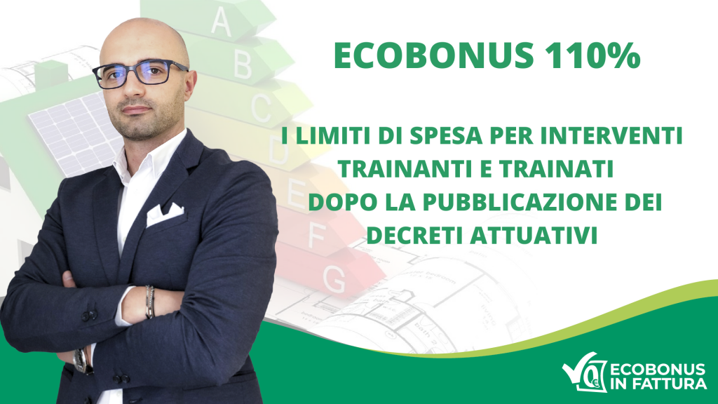 Limiti di spesa Ecobonus 110% Basilicata   Ecobonus in Fattura Villa d'Agri - Potenza