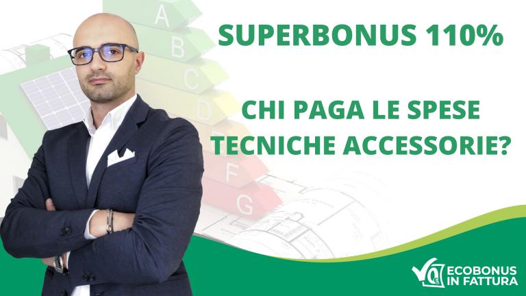 Spese professionali Superbonus 110% Basilicata | Ecobonus in Fattura Villa d'Agri - Potenza