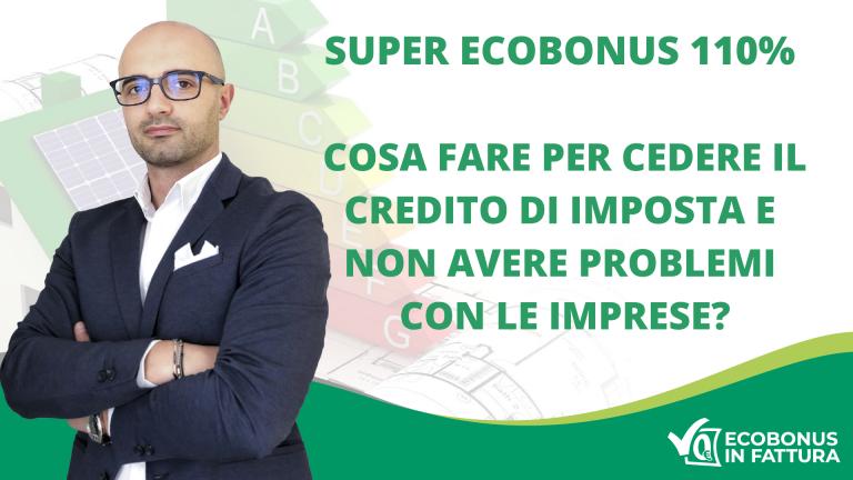 Ecobonus 110% Basilicata: sconto in fattura e cessione del credito | Ecobonus in Fattura