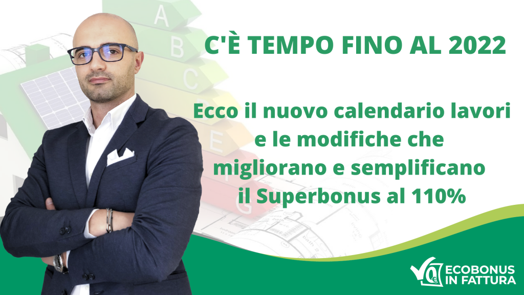 Proroga Superbonus 110% Basilicata: entro quando fare i lavori?