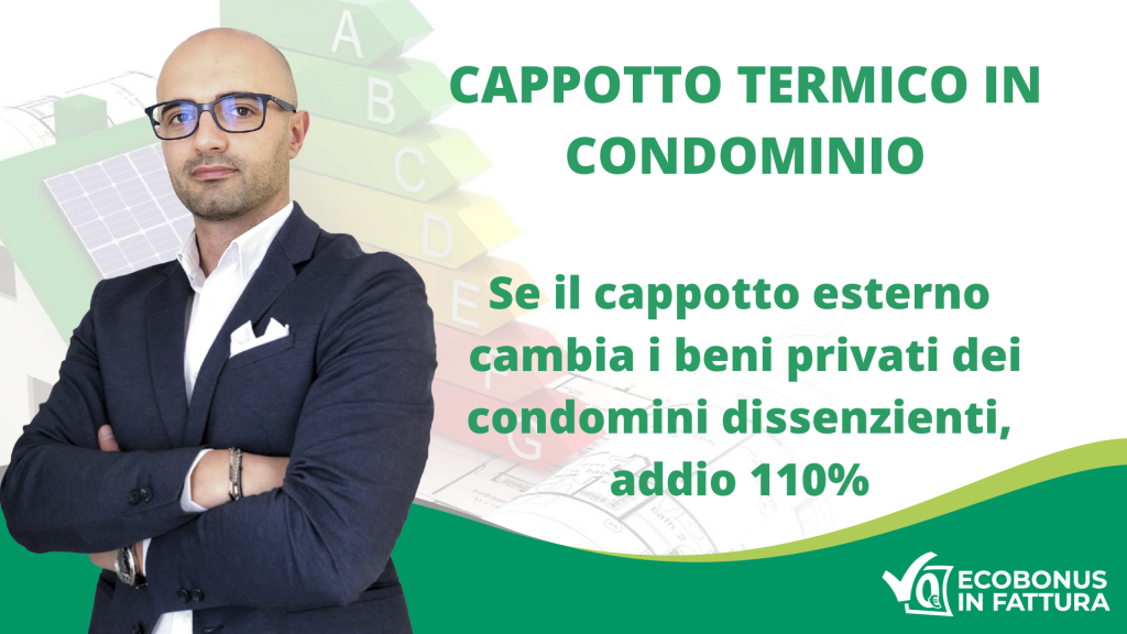 Maggioranza dell'assemblea e cappotto termico in condominio con il Superbonus 110%: le regole