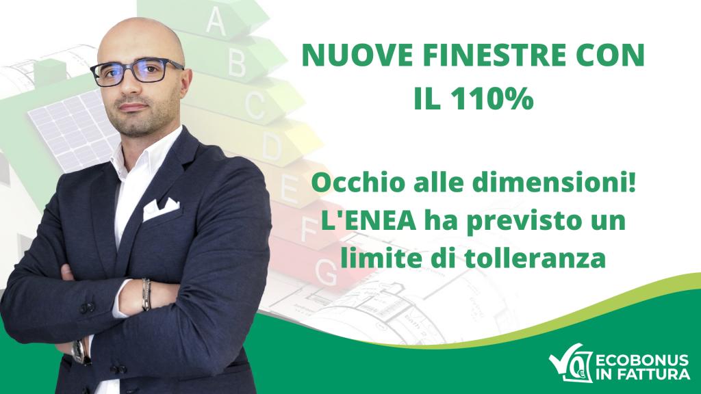 sostituzione infissi Superbonus 110% Basilicata - Potenza