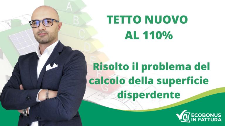 Rifacimento tetto Ecobonus 110   Ecobonus in Fattura - Basilicata   Potenza